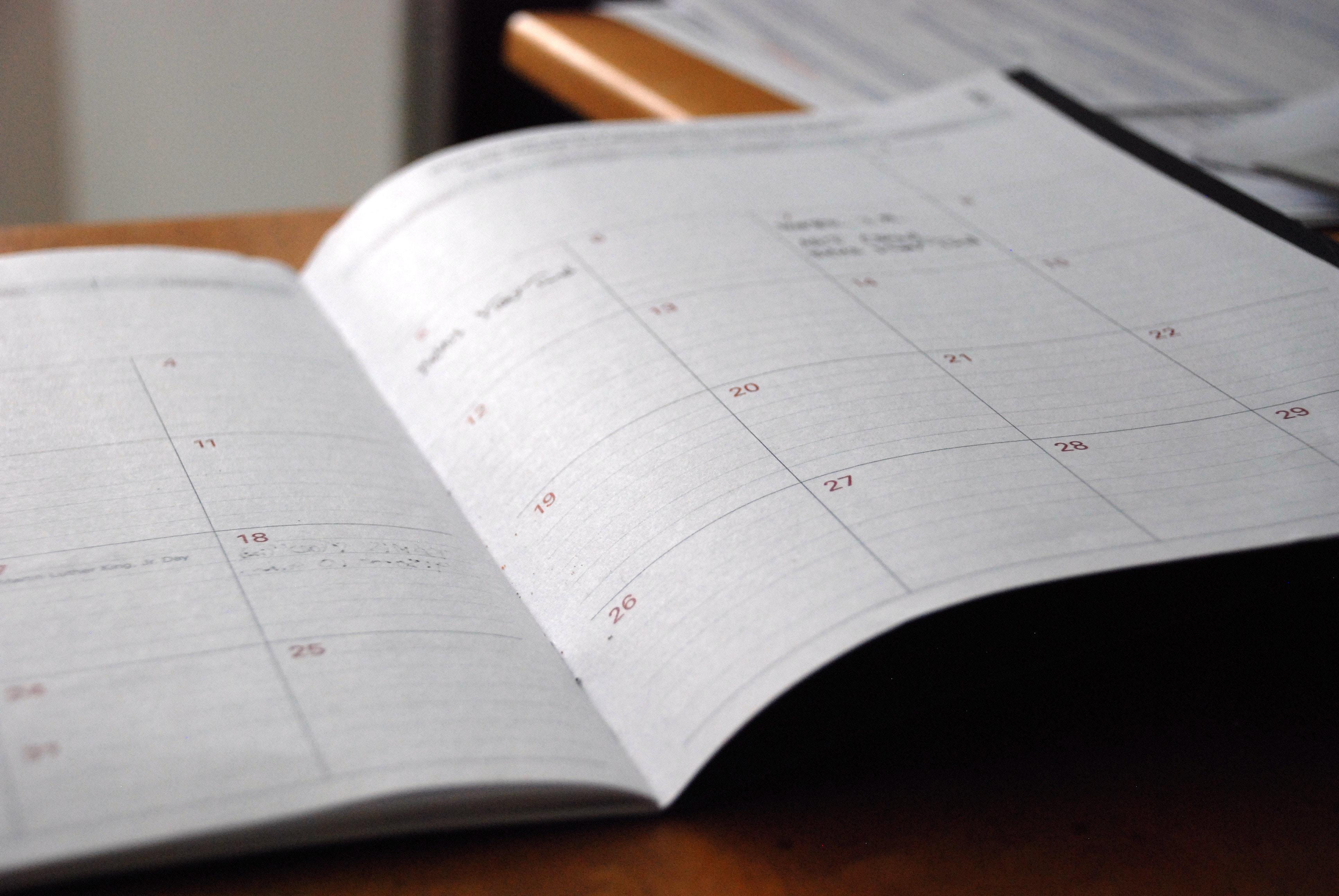 calendario Hi Tech Micro